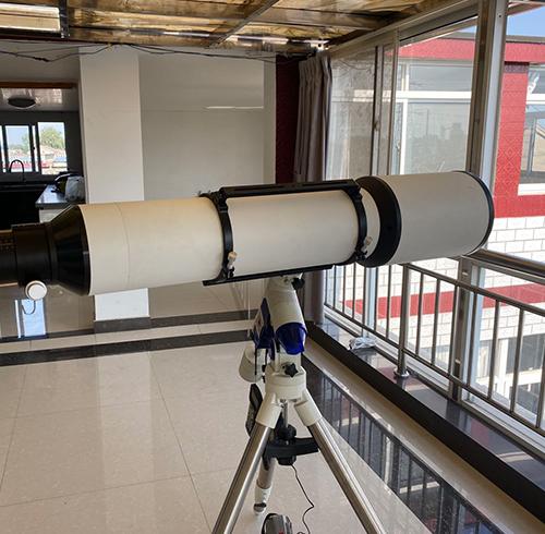 204apo天文望远镜